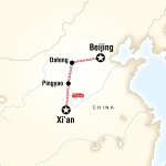 YCP Student Travel Classic Xi'an to Beijing Adventure for York College of Pennsylvania Students in York, PA