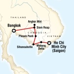 AASU Student Travel Cambodia on a Shoestring for Armstrong Atlantic State University Students in Savannah, GA