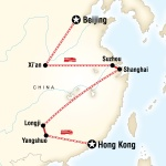Seton Hall Student Travel Classic Beijing to Hong Kong Adventure for Seton Hall University Students in South Orange, NJ