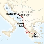 Cal Poly Pomona Student Travel Adriatic Adventure–Dubrovnik to Athens for Cal Poly Pomona Students in Pomona, CA