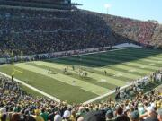 University of Oregon Tickets Arizona State Sun Devils at Oregon Ducks Football for University of Oregon Students in Eugene, OR