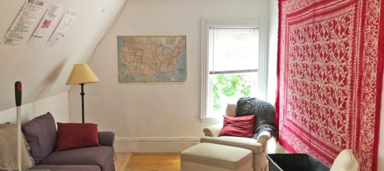 Extensively Renovated, next to Tufts, Spacious Apartment